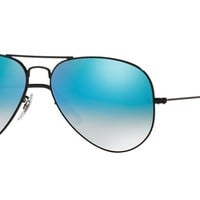 Cheap NEW SUNGLASSES RAY-BAN ICONS RB3025 in Black outlet