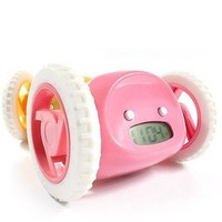 Hide and Seek Crazy Annoying Walking Alarm Clock