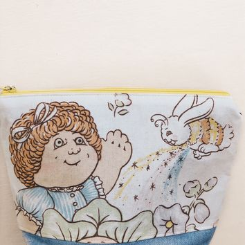 1980's Cabbage Patch Kids Zipper Pouch