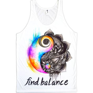 Find Balance Tank – ElectroThreads
