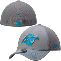 Carolina Panthers New Era 39THIRTY Neo Flex Hat – Gray