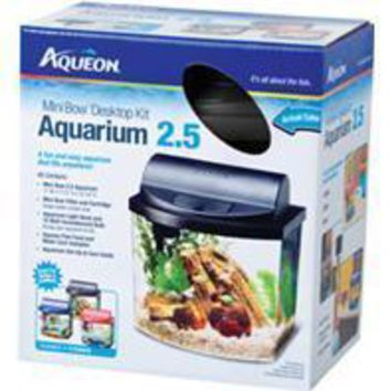 Aqueon Products - Glass - Aqueon Led Minibow Aquarium Kit