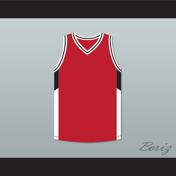 Kenny Powers Red Basketball Jersey Mexico Eastbound and Down