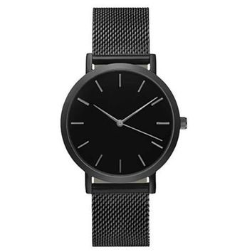 Womens Black Watch