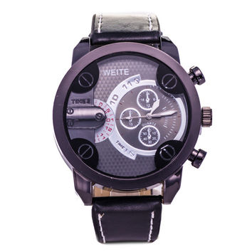 Good Price Trendy Awesome Designer's New Arrival Gift Great Deal Stylish Casual Men Watch [6542578243]