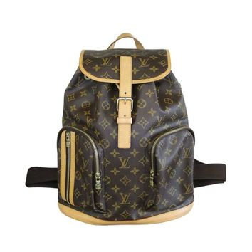 Louis Vuitton Sac A Dos Bosphore Monogram Canvas Backpack