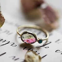 Dream Collective for Free People Womens Watermelon Slice Ring