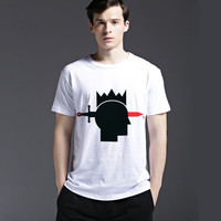 Strong Character Cotton Short Sleeve Summer Men's Fashion Casual Tee T-shirts = 6450791171