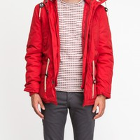 Native Youth Explorer Jacket