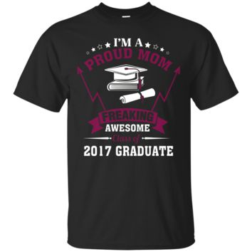 I'm Proud Mom of awesome Class of 2017 Graduate_Black