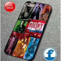 Rent Broadway Musical for iphone, ipod, samsung galaxy, HTC and Nexus PHONE CASE