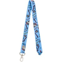 Simpsons - Itchy & Scratchy Lanyard