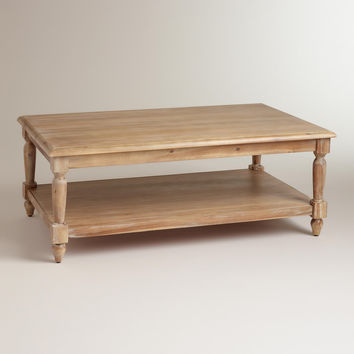 Everett Coffee Table - World Market