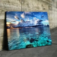 Calm Waters Canvas Set