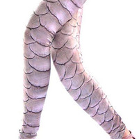 Snake scales leggings size medium