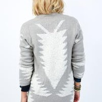 Chama Sweater Coat by BRAEVE