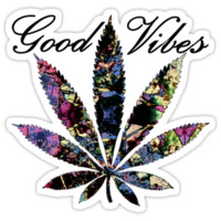 Marijuana Good Vibes