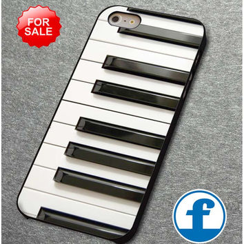 piano for iphone, ipod, samsung galaxy, HTC and Nexus Phone Case