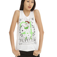 Sailor Moon Sailor Jupiter Girls Muscle Top
