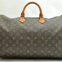 Vintage Louis Vuitton Speedy 40 Shopping Tote Handbag