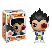 Dragon Ball Z Vegeta Pop! Vinyl Figure - Funko - Dragon Ball - Pop! Vinyl Figures at Entertainment Earth