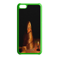 Funny Tangled Princess Rapunzel iPhone 5C Case
