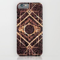 Rose Quartz - for iphone iPhone & iPod Case by Simone Morana Cyla