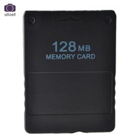 Storage Space 128MB Game Memory Card For PS2 Save Game Unit Data Stick Module Console Video for Sony Playstation PS2 Memory Card
