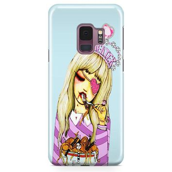 Maneater Samsung Galaxy S9 Case | Casefantasy