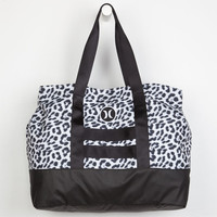 Hurley Beach Active Tote Bag Leopard One Size For Women 22940743501