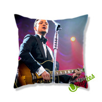 Justin Timberlake Show Square Pillow Cover