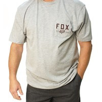 Fox Racing Men's First In Pocket Graphic T-Shirt
