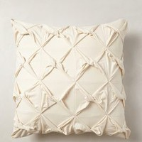 Twined Jersey Euro Sham by Lazybones