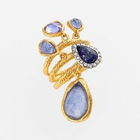 Alexis Bittar 'Elements - Maldivian' Charm Stack Ring