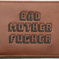 BMFWallets.com - Get Your Bad Mother Fucker Wallet - The Official Wallet from Pulp Fiction