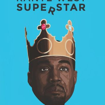 Kanye West Superstar Paperback – August 14, 2014
