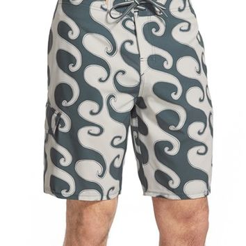 Men's Quiksilver Waterman Collection 'Whitewater' Board Shorts,