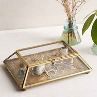Magical Thinking Etched Medallion Box