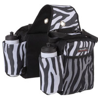 Saddles Tack Horse Supplies - ChickSaddlery.com Fun Print Water Bottle & Gear Carrier Bag