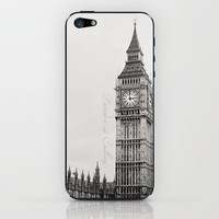 London is Calling iPhone & iPod Skin by Kate Perry | Society6