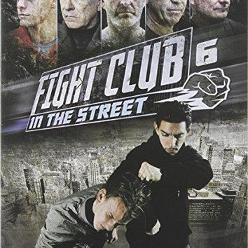 - - Fight Club in the Street Vol. 6: Krav Maga - Street Boxing - Global Defense System - Sambo - Kajukenbo