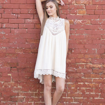 Hanging By The Moment Dress