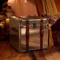 Calvert File Cabinet Trunk - Decorative Accessories   Home - RalphLauren.com