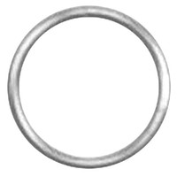 Eagle Claw Split Rings Nickle Size3 10Pk