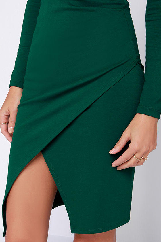 7dda412abfa3 LULUS Exclusive Shakedown Forest Green from Lulu s