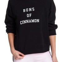 WILDFOX | Cinnamon Buns Boatneck Sweater | Nordstrom Rack