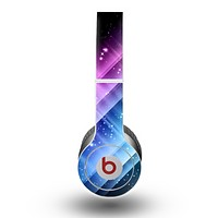 The Neon Glow Paint Skin for the Beats by Dre Original Solo-Solo HD Headphones