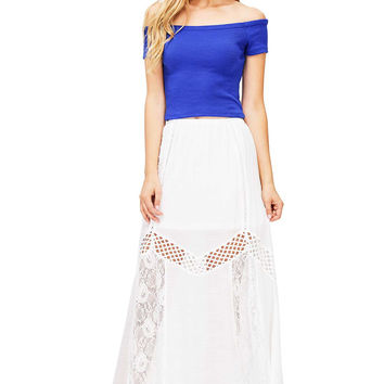 Kindred Spirit Maxi Skirt