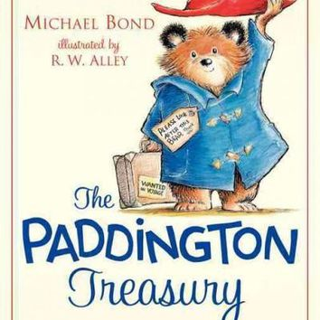 The Paddington Treasury: Six Classic Bedtime Stories About the Bear from Peru (Paddington)