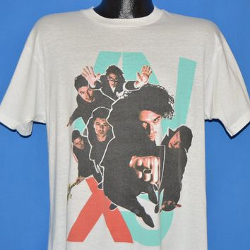 90s INXS Summer XS 1991 World Tour t-shirt Large
